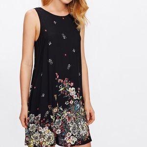 9993e35bb7 SHEIN Dresses   Tassel Detail Self Belted Floral Dress   Poshmark